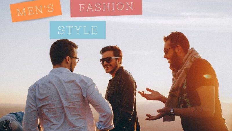 Men's Different Types Of Fashion Styles